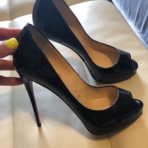 Christian Louboutin  New very Prive 120mm
